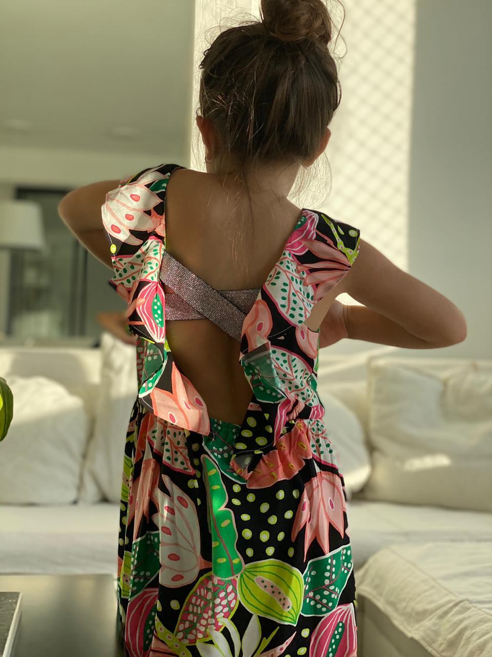 Vestido Repollo
