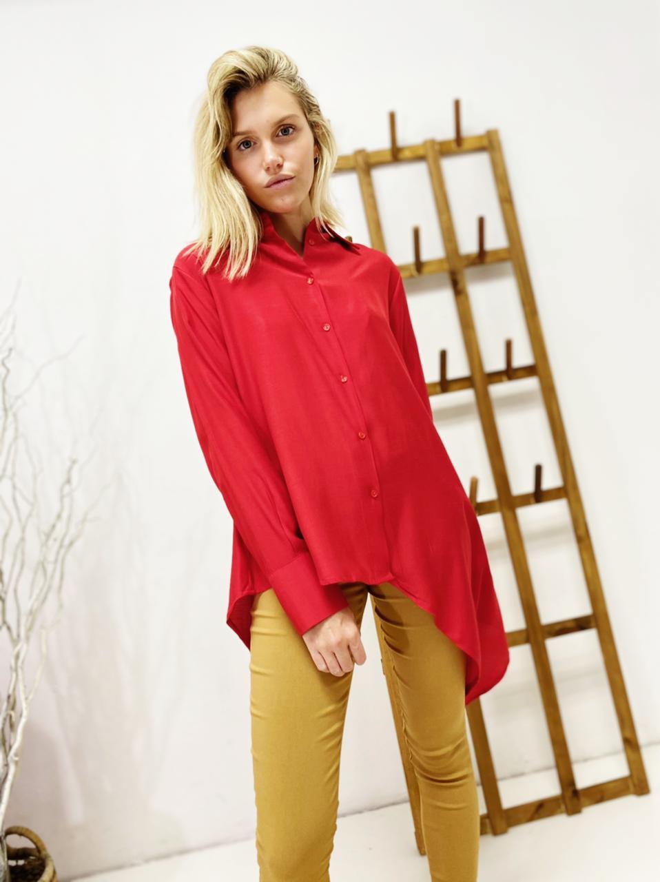 Camisa Dinamarca