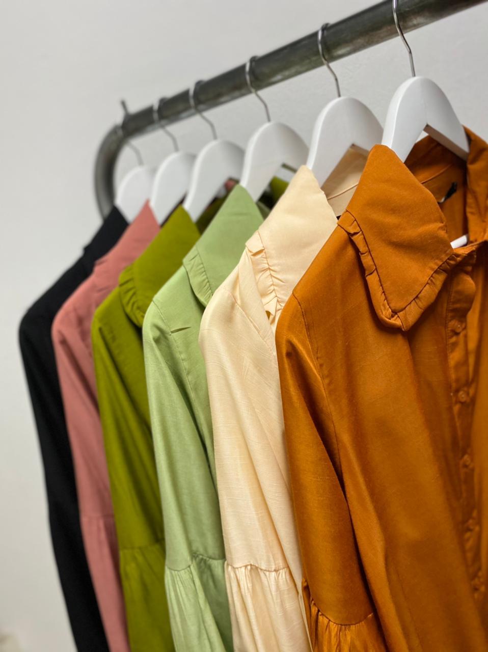 Camisa Marruecos