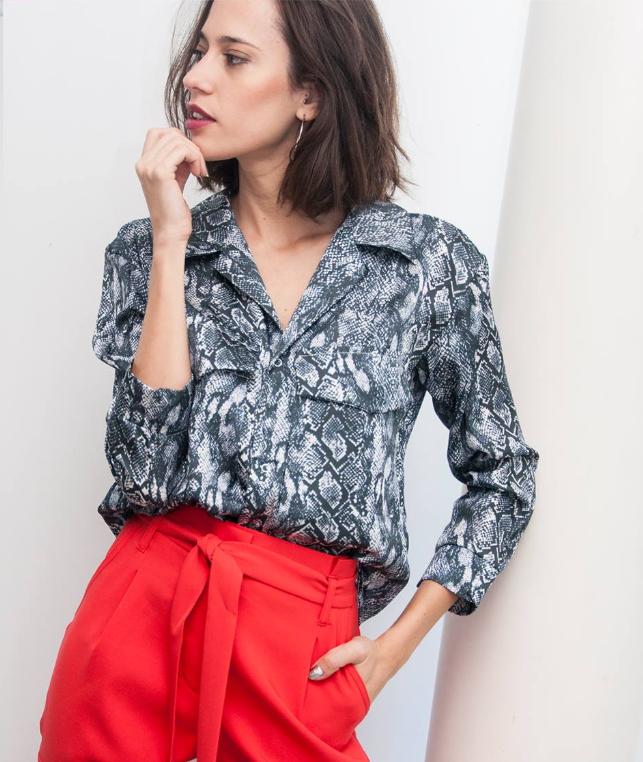 Camisa Leonor
