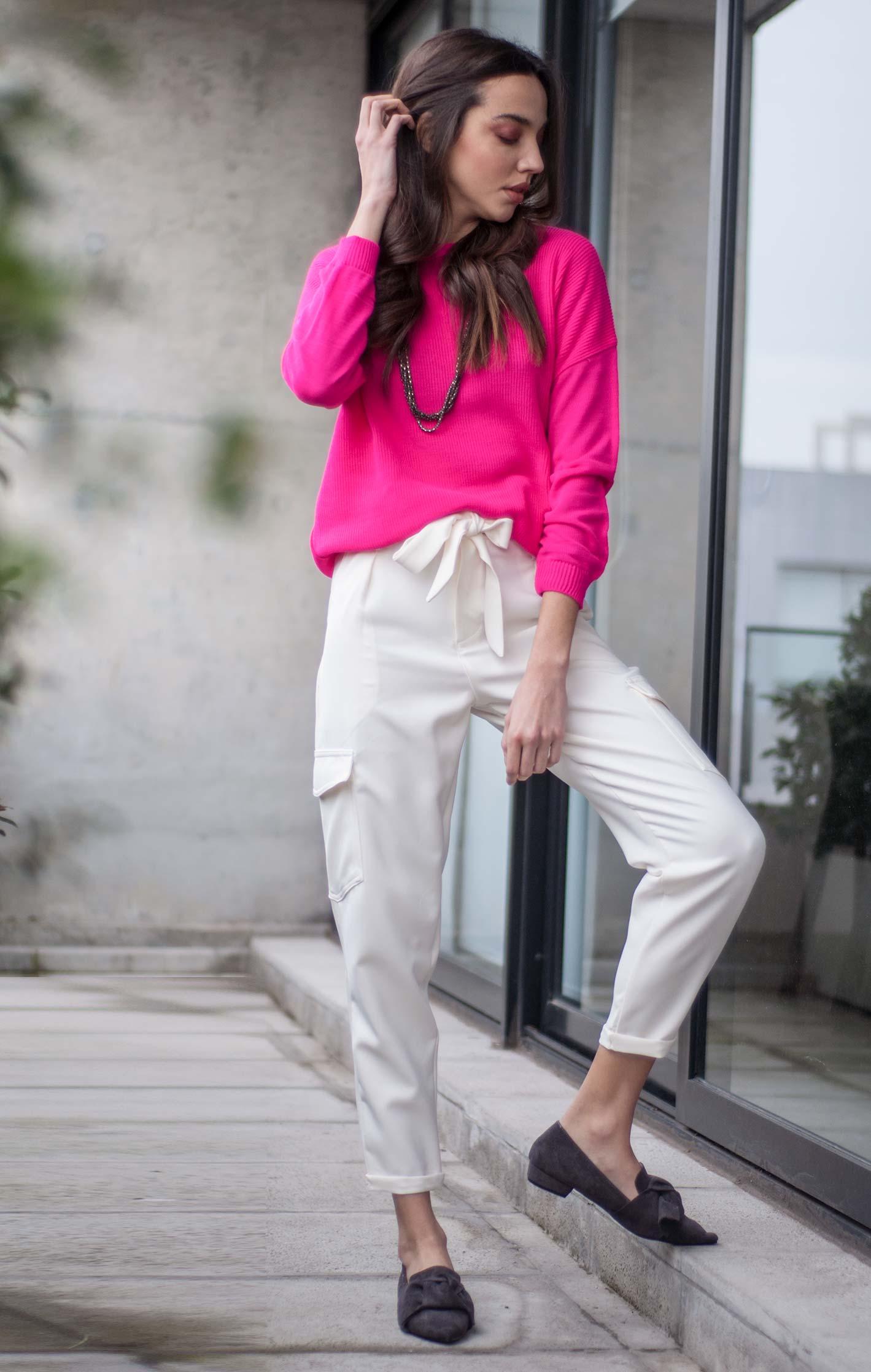 Pantalon cargo Gigi