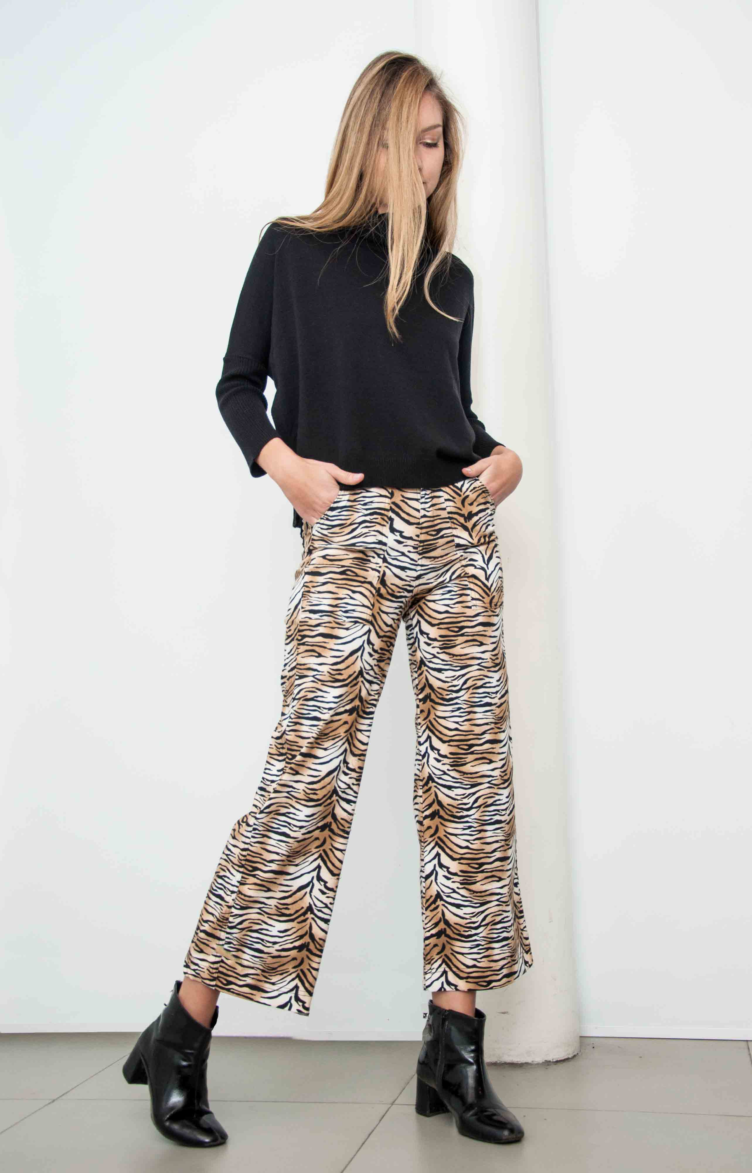 Pantalon Flor