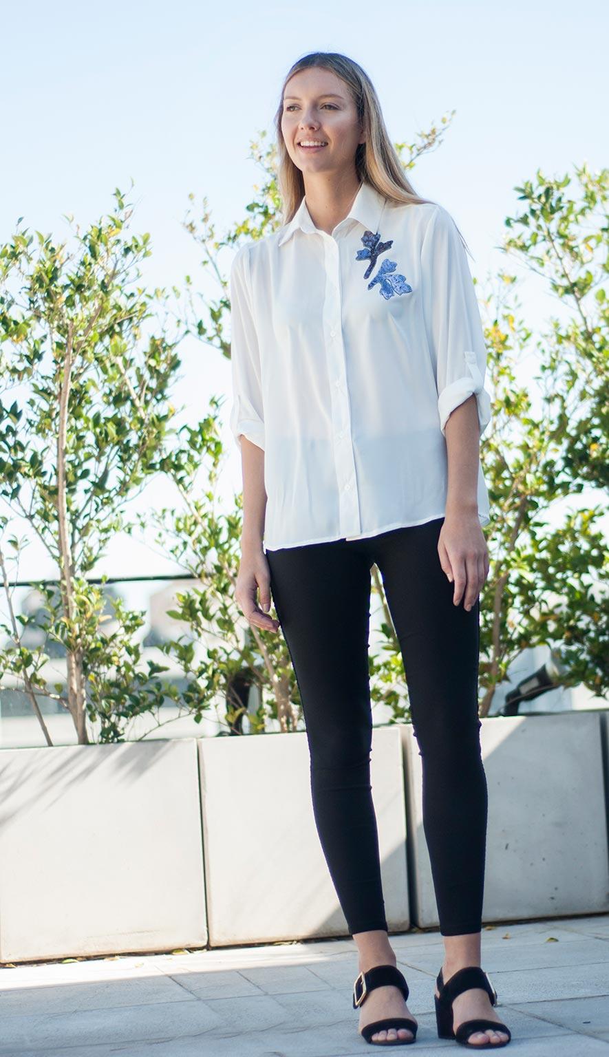 Camisa Melrose