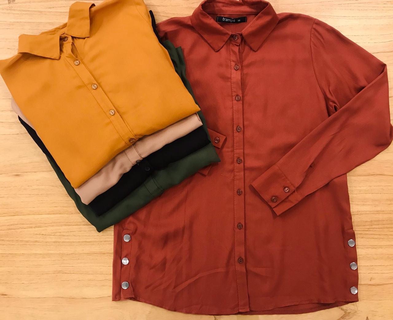 Camisa Amapola