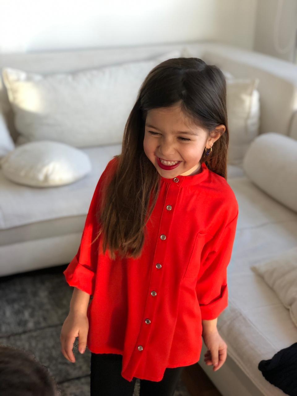 Camisa Canario