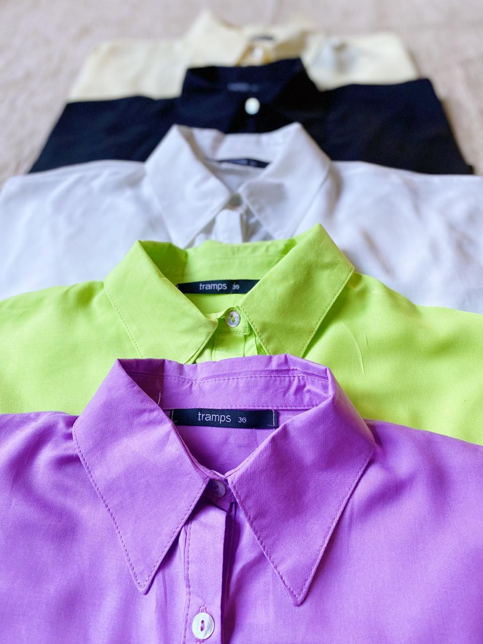 Camisa Morrison