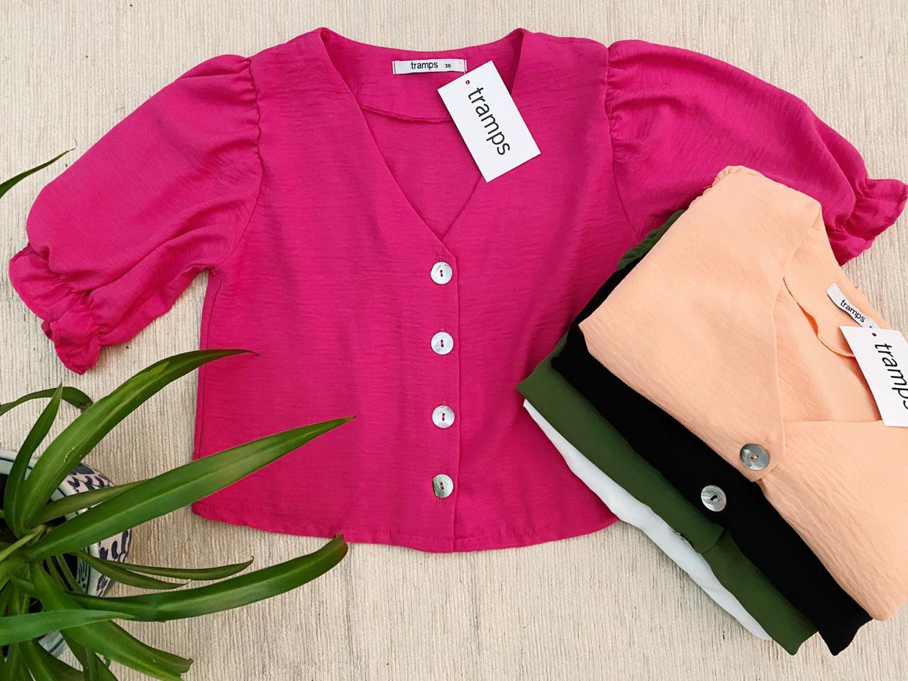 Camisa Roxette